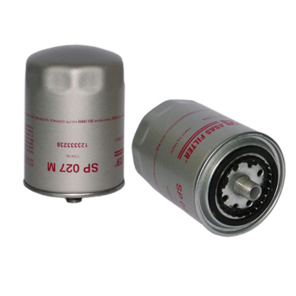 SP027M FUEL FILTER, SPIN-ON