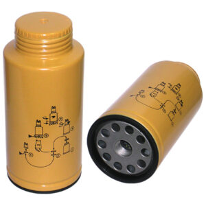 SP1070M FUEL FILTER, WATER SEPARATOR SPIN-ON WITH SENSOR PORT