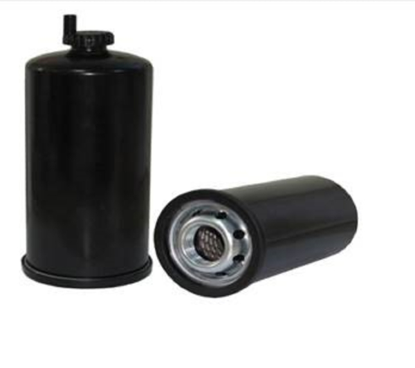 SP1307M FUEL FILTER, WATER SEPARATOR SPIN-ON TWIST&DRAIN