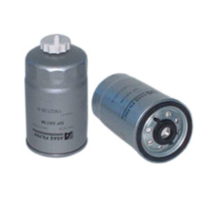 SP597M FUEL FILTER, WATER SEPARATOR SPIN-ON TWIST DRAIN