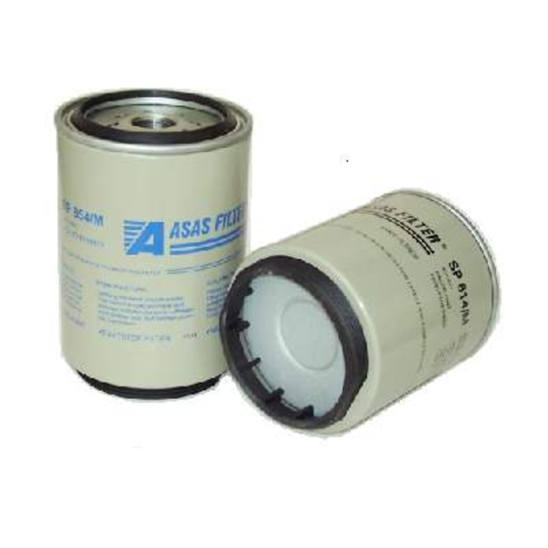 SP814M FUEL FILTER, WATER SEPARATOR SPIN-ON OPEN END