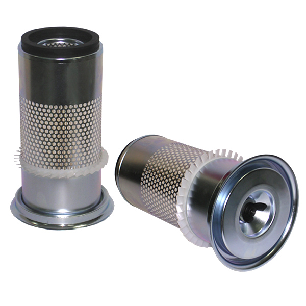 HF589 AIR FILTER PRIMARY ROUND FINNED