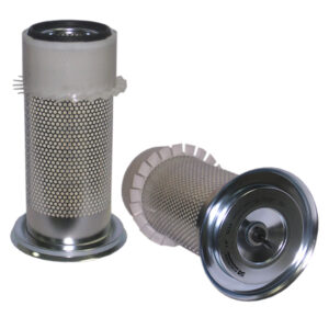 HF704 AIR FILTER PRIMARY ROUND FINNED