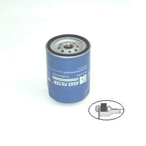SP528M FUEL FILTER, SPIN-ON SECONDARY